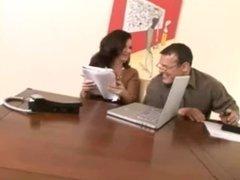 Couple Teaching Teen...F70
