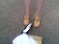Shoe Shopping (cont)