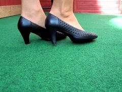 Heels Stockings Foot Fetisch