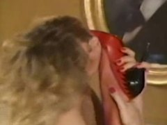 Tracey Adams tribbing 03