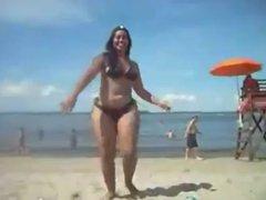 SEXY ARABIC  BEACH