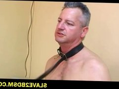 Submissive slave humiliated