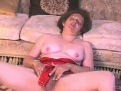 Housewife's Hairy Pussy