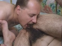 Extremly hairy pussy