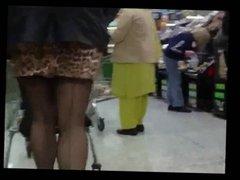 UK Seamed Stockings 5