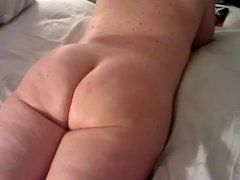Big Gurl Cellulite Ass