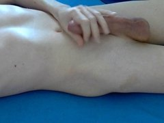 My first cumshot video