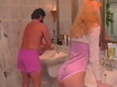 Blonde pussy penetration (german)