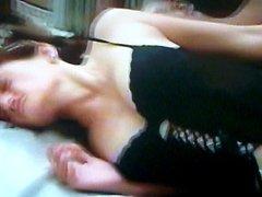 AndreaSex Slut Enjoying Sucking A Huge Black Cock