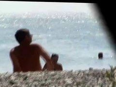 Madura en la playa