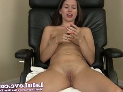 Lelu Love-Teacher Striptease And Closeups