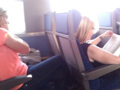 flash in the train