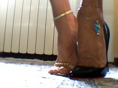 Vicky heels vid