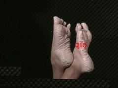 Bianca's wet feet 2011 part 2