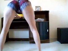 Novinha dancando 24