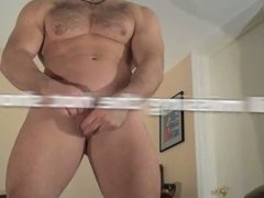 Manly Cock Cumming!