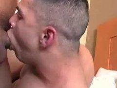 Latino Boyfriends Bareback - HOT!