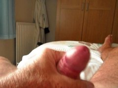 masturbating with amazing cumshots