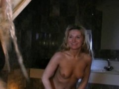 HOT AMATEUR 16 two blonde babes in partysex
