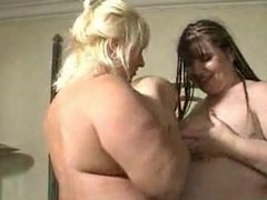 BBW Lesbian Can Get Nasty