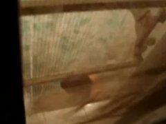 Voyeur en la ducha
