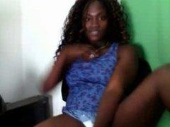 Ebony slutty feet whore from Holland