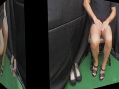 Cumshots Nylon Stockings Strapse Foot Fetish X33