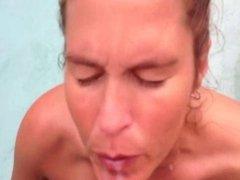 Laralynn Pool facial