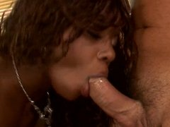 Jasmine Webb DP threesome