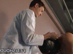 DILF doctor Derrick Paul humiliating his customer