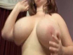 chubby mature with big tits fucking