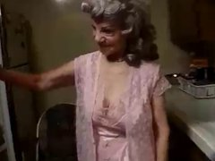 old granny loves BBC