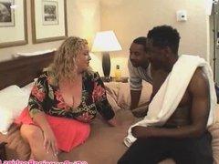 Serena Fucking 2 Black Guys