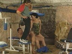 Magda Polak fucked in Gym Club - bostero