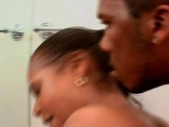 Black Milf with Killer Azz gets fucked by Young BBC