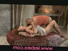 Lesbea Sensual lesbian lovers