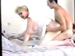 plump granny and young guy 1