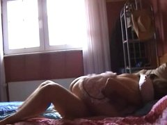 Enjoying An Anal Fucked On Bed