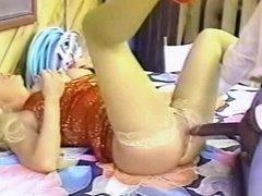 Sally Layd - Tootsiepole ButtFuck