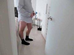 Boy fucked RAW by Big Uncut Guy