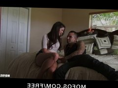Mofos - Curious teen Kelsey Jones finds a hidden camera