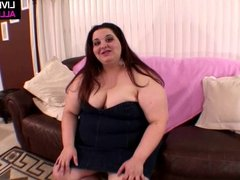 fat blowjob amazing tits  with bbw attitude part 1