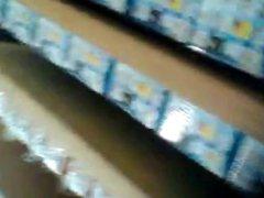 upskirt sm supermarket