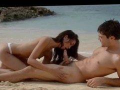 ultra sexy asian havingsex on the beach