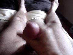wank with butt plug
