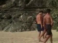 BRASIL - Trio Na Praia