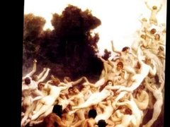 Nude Allegories of W. - A. Bouguereau
