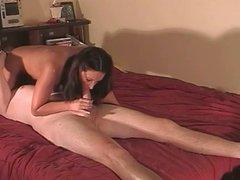 Amateur Couple's Creampie Video