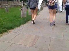 public up shorts