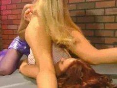 Nice Lesbian Asslicking by TROC